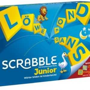 Scrabble Junior Vedes 746775261344