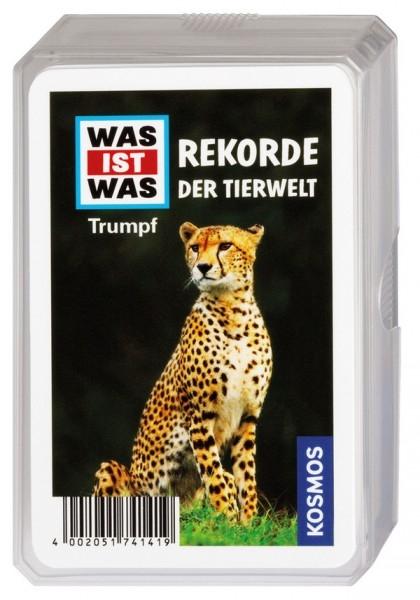 WAS IST WAS Trumpf Rekorde der Tierwelt Kosmos 4002051741419
