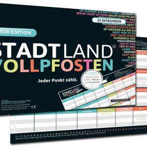 DENKRIESEN - STADT LAND VOLLPFOSTEN® - JUNIOR EDITION