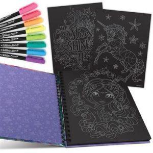 ns11111_Coloring_Book_Malbuch_mit_schwarzen_Seiten