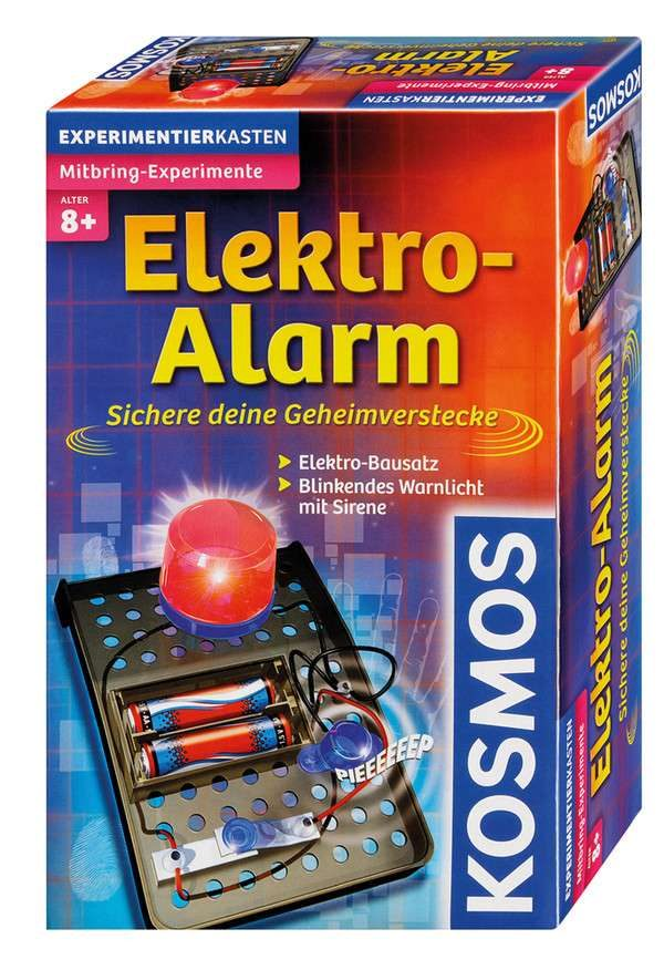 659172_Experimentierkasten Elektro alarm