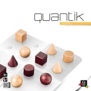 Gigamic Quantik Holzbrettspiel