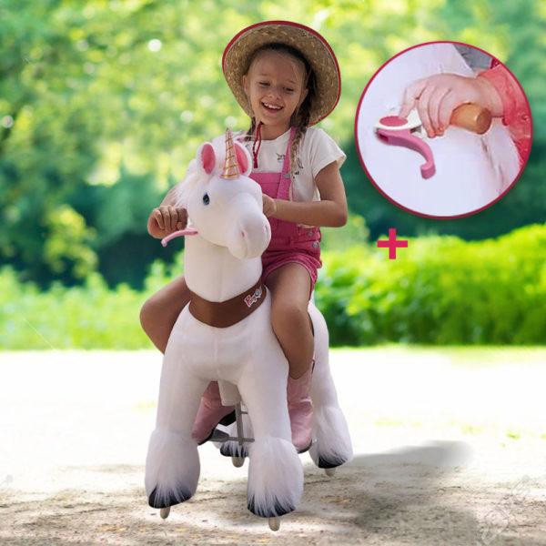 PonyCycle – Reitpferd (Einhorn) UX404