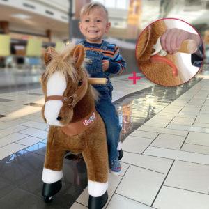 PonyCycle – Reitpferd (Pferd) UX424