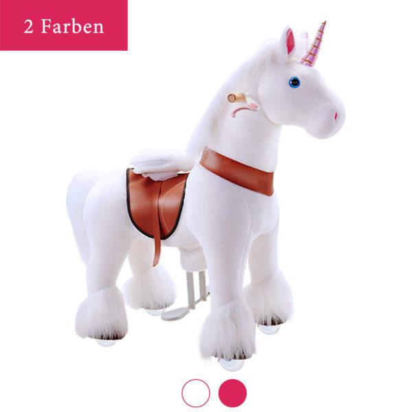 PonyCycle rosafarbenes Einhorn
