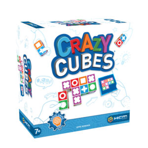 CrazyCubes Braingame, Verpackung
